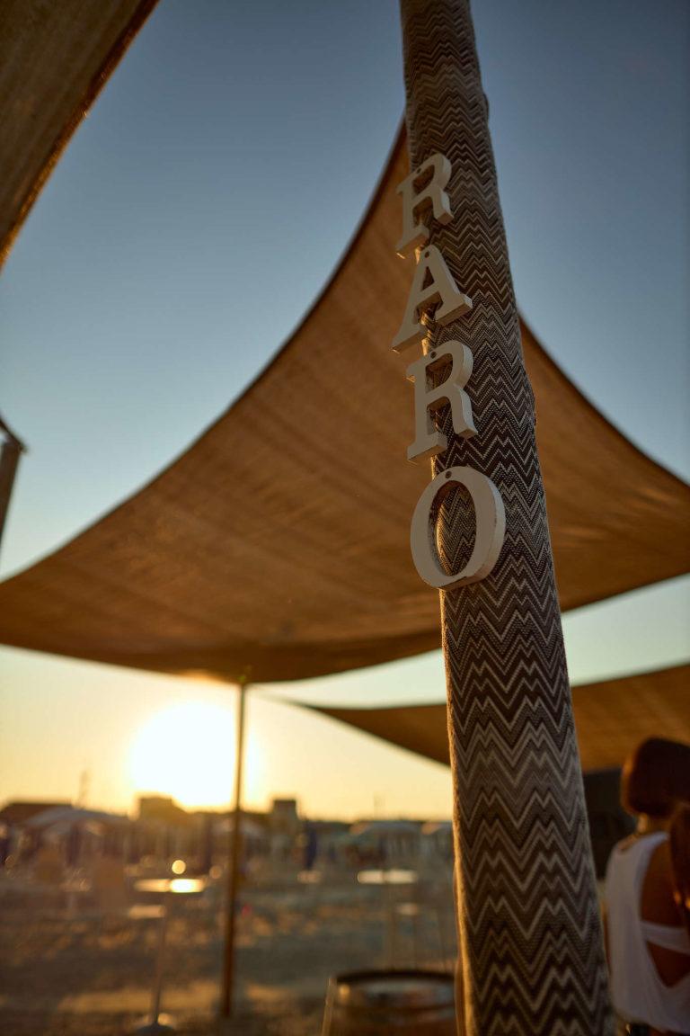 Raro Beach, Porto Garibaldi