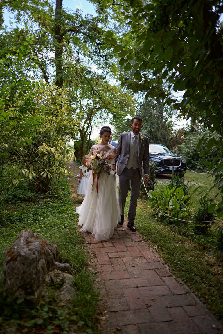 Matrimonio Federica & Davide, Ferrara